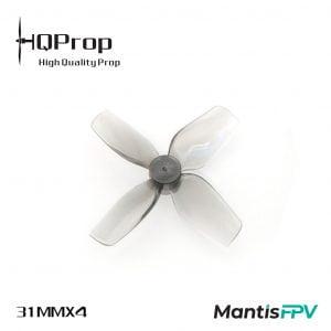 HQ Micro Whoop Prop 31mm (Set of 4)